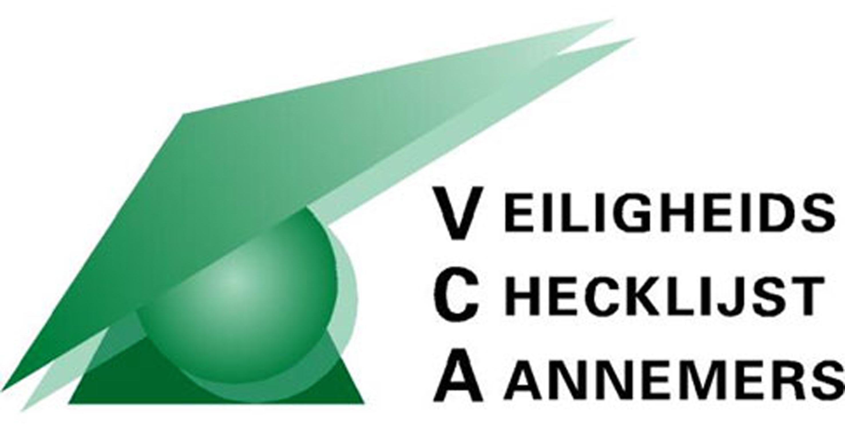 VCA Logo certificaat