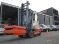 Heftrucktest Linde E25 met Linde Safety Pilot