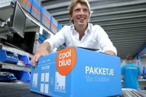 """CEO Pieter Zwart van Coolblue: """"Webwinkels en logistiek dienstverleners hebben op het gebied van servicelevels tegengestelde belangen"""""""