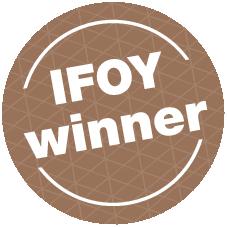 IFOY winnaar logo