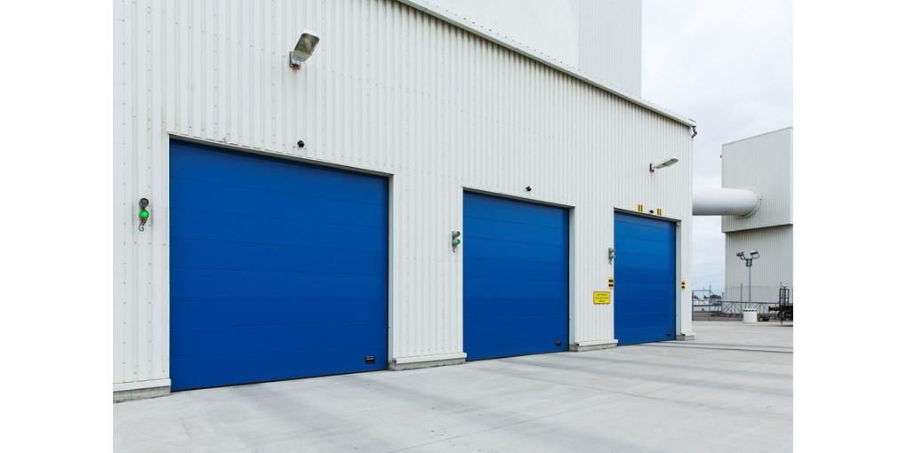 assa abloy opent deuren op logistica warehouse totaal. Black Bedroom Furniture Sets. Home Design Ideas