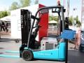 Toyota toont brandstofcel Traigo op Logistica