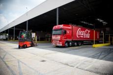 Coca-Cola versnelt laadproces met MotracLinde
