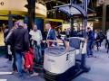 Crown toont preview van nieuwe multi purpose truck op Logistica