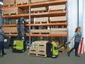 Clark breidt warehousetruck range uit