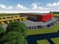 Nieuwbouw DHL regio Rotterdam-Den Haag