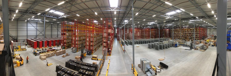 DHL Supply Chain opent feestelijk nieuw warehouse voor ...