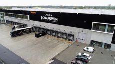 Nieuw logistiek centrum Schrauwen.