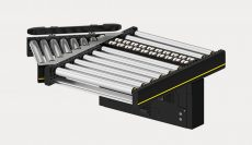 Interoll modulair conveyor platform.