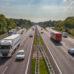 De A12 is een van de drukste snelwegen van Nederland. foto :TLN