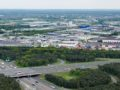 Logistieke hotspot Venlo-Venray. foto: TTM