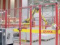 DHL Beringen Robot Picking Cell.