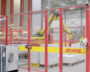 DHL Beringen Robot Picking Cell.