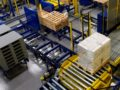Pallet exchange systeem.