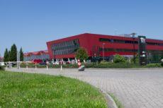 THR kantoor en distributiecentrum.