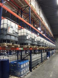 Aandacht voor brandveiligheid in warehouses.