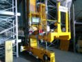 Conseveyo Stacker Crane installatie.