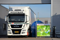 Koopman investeert in CO2 arm transport