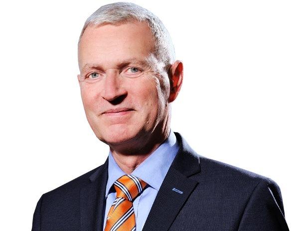 Michel van Buren directeur Solventure Nederland.