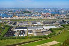 Eemhaven Rotterdam.