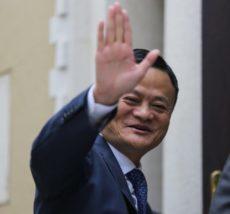 Jack Ma van Alibaba.
