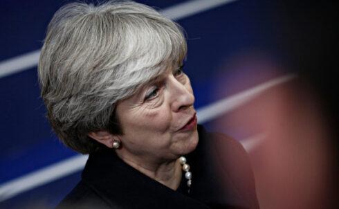 Premier van het Verenigd Koninkrijk Theresa May. foto: Alexandros Michailidis / Shutterstock.com