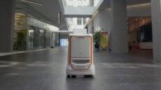 Segway lanceert autonome bezorgrobot.
