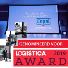Copal Logistica Award